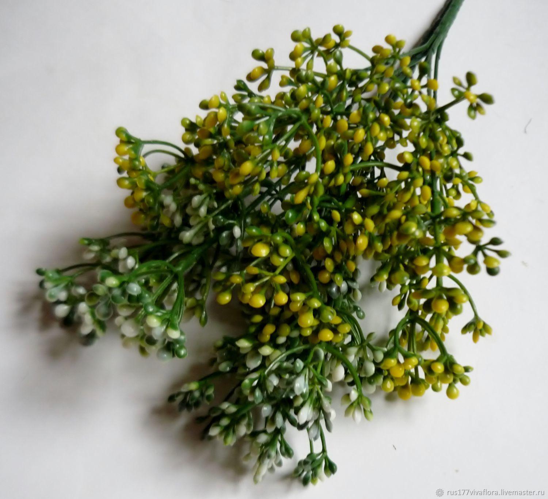 Фз-20 Флористическая зелень, Цветы искусственные, Москва,  Фото №1