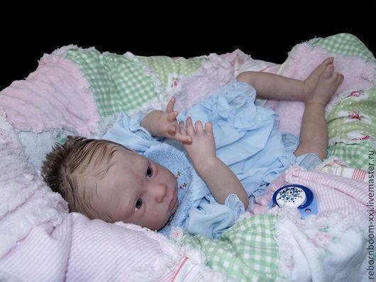 """Куклы и игрушки ручной работы. Ярмарка Мастеров - ручная работа. Купить 4700! Лимитированный Молд """"Andrea"""" -Kit от  Maribel V. Villanova. Handmade."""