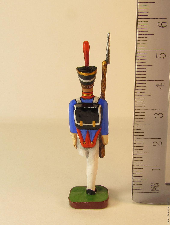 Стойкий оловянный солдатик своими руками 9