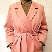 Одежда ручной работы. Ярмарка Мастеров - ручная работа Пальто-халат. Handmade.