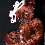 Куклы и игрушки handmade. Livemaster - original item Big Teddy bear. Teddy.. Handmade.