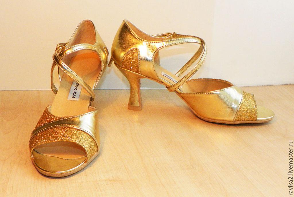 красивые туфли на железной шпильке