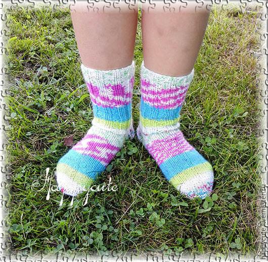 Похожие носки (фото для примера)