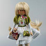Куклы и игрушки ручной работы. Ярмарка Мастеров - ручная работа Кукла тильда Катеринка. Handmade.