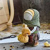 """Куклы и игрушки ручной работы. Ярмарка Мастеров - ручная работа кукла-оберег Подорожница """"Дальние дали"""".Резерв.. Handmade."""