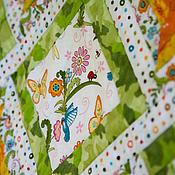 """Для дома и интерьера ручной работы. Ярмарка Мастеров - ручная работа Одеялко """"Детство"""". Handmade."""
