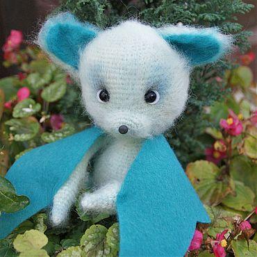Куклы и игрушки ручной работы. Ярмарка Мастеров - ручная работа Игрушка Летучая мышь. Handmade.