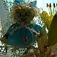 Сказочные персонажи ручной работы. Ярмарка Мастеров - ручная работа. Купить текстильная кукла ДЮЙМОВОЧКА. Handmade. Разноцветный, игрушка в подарок