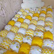 handmade. Livemaster - original item blankets: Baby blanket: bombon. Handmade.