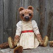 Куклы и игрушки ручной работы. Ярмарка Мастеров - ручная работа Мишка тедди Изабель. Isabel 31 см.. Handmade.