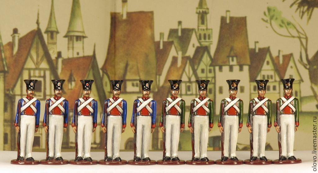 Картинка марш оловянных солдатиков