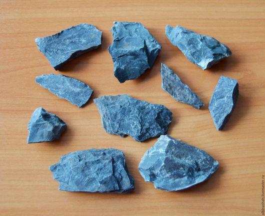 Для украшений ручной работы. Ярмарка Мастеров - ручная работа. Купить Яшма Мулдакаевская, Набор камней. Handmade. Тёмно-синий