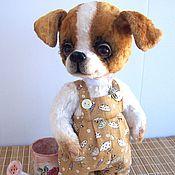 Куклы и игрушки ручной работы. Ярмарка Мастеров - ручная работа Дикси. Handmade.