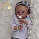 Куклы-младенцы и reborn ручной работы. Заказать Алина. Наталия Сомова (mireku). Ярмарка Мастеров. Кукла младенец, Наталия Сомова