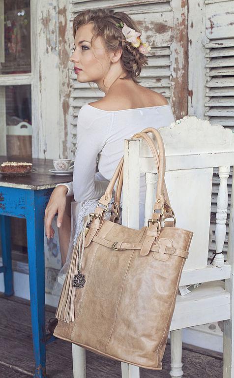 Женские сумки ручной работы. Ярмарка Мастеров - ручная работа. Купить Phoebe+.  Шоппер-бэг. Лёгкая повседневная сумка. (4). Handmade.