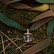 """Кулоны, подвески ручной работы. Ярмарка Мастеров - ручная работа. Купить Кулон на ленте """"Омут осени"""". Handmade. Разноцветный"""