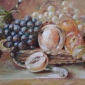 Картины и панно handmade. Livemaster - original item Dutch still life oil painting on canvas. Handmade.
