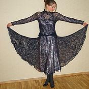 Одежда ручной работы. Ярмарка Мастеров - ручная работа мохеровый костюм. Handmade.