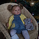Куклы-младенцы и reborn ручной работы. Варюша. Наталья Кудрявцева (bikova). Ярмарка Мастеров. Винил