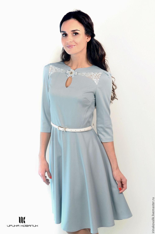 5c5930f74f7d Платья ручной работы. Ярмарка Мастеров - ручная работа. Купить Коктейльное  платье. Handmade.