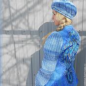 Одежда handmade. Livemaster - original item Threads felted Recognition. Handmade.