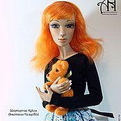 Куклы и игрушки handmade. Livemaster - original item Jannat (37/38 cm). Handmade.