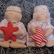 Куклы и игрушки ручной работы. Ярмарка Мастеров - ручная работа Рождественский Ангел. Handmade.