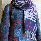 Одежда ручной работы. Ярмарка Мастеров - ручная работа Курточка женская валяная шерстяная, очень уютная.. Handmade.