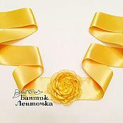 Аксессуары handmade. Livemaster - original item Wedding belt for lace dress