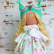 Куклы и игрушки ручной работы. Ярмарка Мастеров - ручная работа Аннэт. Handmade.