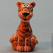 Куклы и игрушки ручной работы. Ярмарка Мастеров - ручная работа Тигрёнок. Handmade.