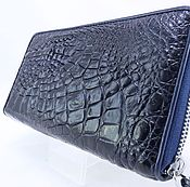 Сумки и аксессуары handmade. Livemaster - original item Clutch bag made from crocodile skin IMA0081VC5. Handmade.