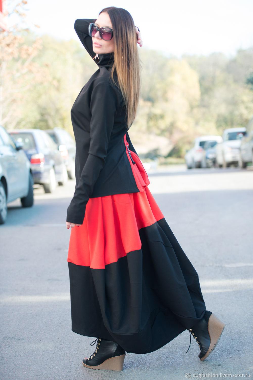 Stylish suit, skirt and turtleneck, Punto Milano - SE0615PM, Suits, Sofia,  Фото №1