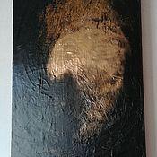 Картины и панно handmade. Livemaster - original item Pictures: Black & Gold 7. Handmade.