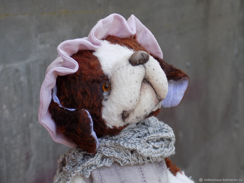 Нянюшка Нэна, собака сенбернар Тедди, Мягкие игрушки, Тюмень,  Фото №1