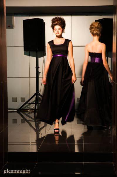 Платья ручной работы. Ярмарка Мастеров - ручная работа. Купить Платье со шлейфом. Handmade. Платье, хлопок
