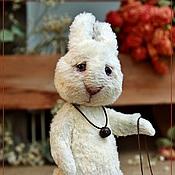 Куклы и игрушки handmade. Livemaster - original item Friends Teddy. The author`s work. Bunny Frunzik.. Handmade.