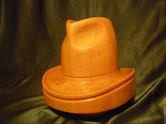 Mannequins handmade. Livemaster - handmade. Buy Blank-hat felting 005.Blank, tree, lacquer is water resistant