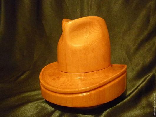 Манекены ручной работы. Ярмарка Мастеров - ручная работа. Купить Болванка-шляпа для валяния 005. Handmade. Болванка, федора