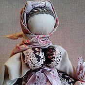"""Куклы и игрушки ручной работы. Ярмарка Мастеров - ручная работа Кукла Кубышка-травница """"Нежно-розовая"""". Handmade."""