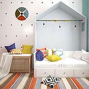Для дома и интерьера ручной работы. Ярмарка Мастеров - ручная работа №14. Кроватка для детей. Handmade.