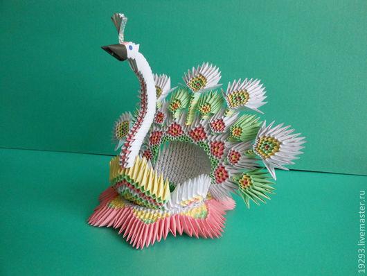 павлин, жар-птица