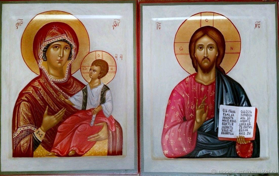 Венчальная пара, Иконы, Москва,  Фото №1