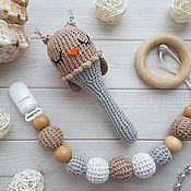 Мягкие игрушки ручной работы. Ярмарка Мастеров - ручная работа Эко-держатель. Handmade.
