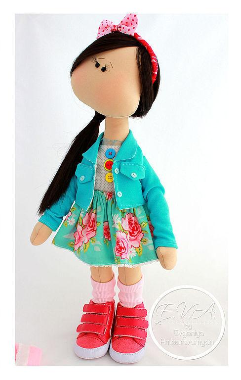 Игровая кукла мастер-класс для