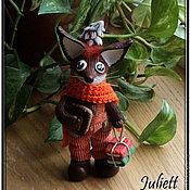 Куклы и игрушки handmade. Livemaster - original item Figurine