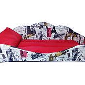 Лежанки ручной работы. Ярмарка Мастеров - ручная работа Лежанка (лежак, подстилка, матрас, кровать, диван) для собаки №102. Handmade.