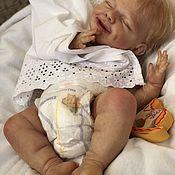 Куклы Reborn ручной работы. Ярмарка Мастеров - ручная работа Кукла реборн Апрель. Handmade.