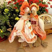 Куклы и игрушки ручной работы. Ярмарка Мастеров - ручная работа Гога и Глаша. Handmade.