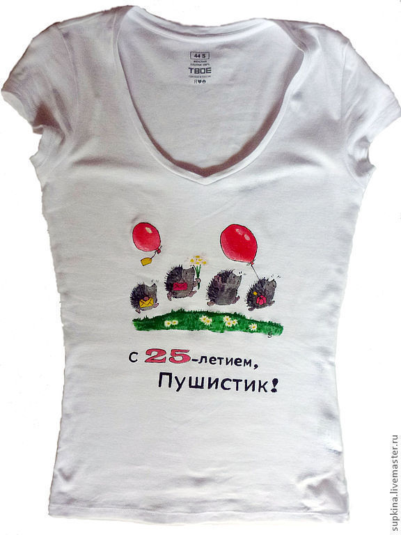 Прикольные футболки на заказ в Волжском